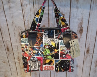 Star Wars - Classic comics domed purse