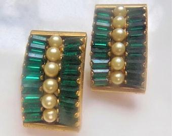 cool and elegant emerald