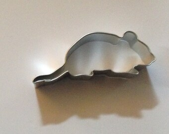 """3.75"""" Mouse Cookie Cutter"""