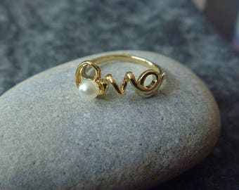 "ring ""I love you"""