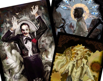 Coey's Bioshock Prints