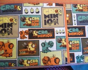 compartment theme placemat 'cro - minion'