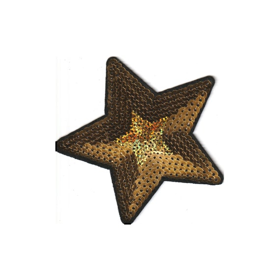 """Patch Thermo trend pattern """"Star"""""""