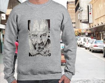 Breaking Bad Sweatshirt, I Am The One Who Knocks Sweatshirt