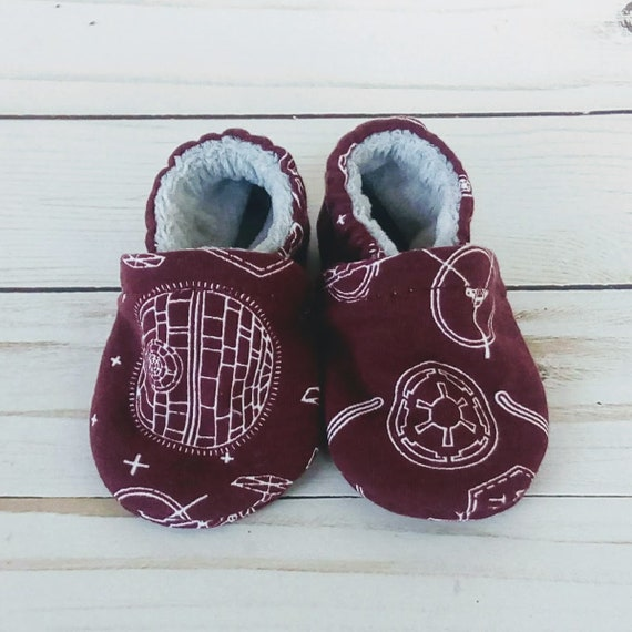 Star Wars: Soft Sole Baby Shoes 0-3M
