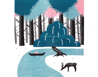 River (A4)