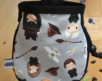 Harry Potter print Chalk Bag