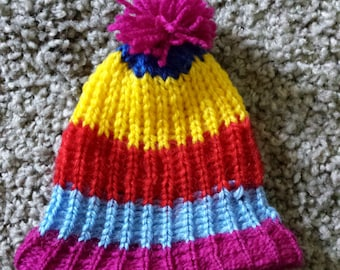 Colored Hat beanie for 1/3 BJD Dolls