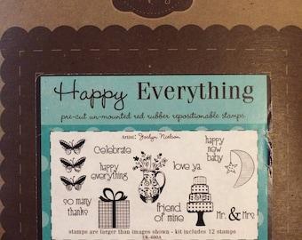 Destash - Unity Stamp Co -  Happy Everything