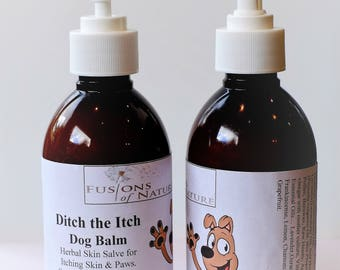 Ditch the Itch Dog Balm 250ml