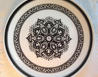 Mount Clemens Mantilla Serving Plate