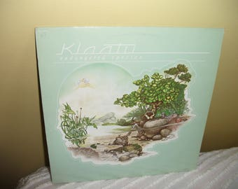 Klaatu Endangered Species Vinyl Record Album  NEAR MINT
