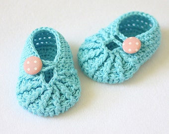 Crochet PATTERN - Baby Spider Slippers (sizes up to 24 months)