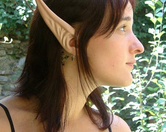 Top quality latex extra-long (XL) elven ears by Neraluna