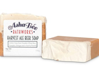 Summer Harvest Ale Beer Soap