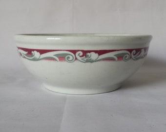 "Vintage Shenango Restaurant China Bowl Restaurant Ware 6.5"""