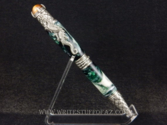 Dragon Themed Ballpoint Twist Pen