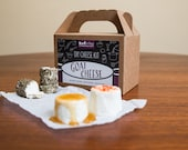 Crumbly Goat Cheese and Creamy Chevre- D.I.Y. Cheese Kit- 8 batches (goat milk)