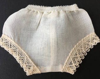 Cute Little Old Store Stock Doll Panties for Small Doll