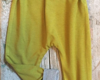 bamboo harem pants for babies and toddlers