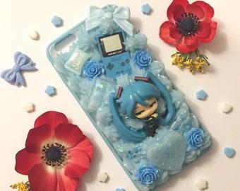iPhone 6/6s Plus - Gamer Hatsune Miku Decoden Case