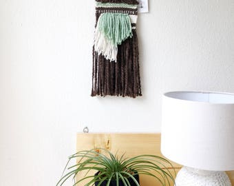 Woven wall hanging tapestry bedroom decor bohemian decor macrame wall hanging weaving wall hanging office decor shabby chic wall tapestry