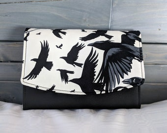 Black and White, Congress of Ravens Boon Wallet