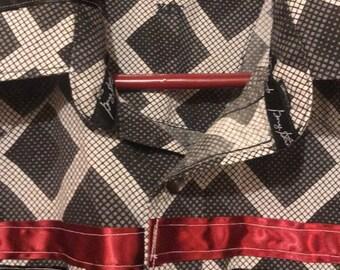 Ceremonial Ribbon Shirt, Pow Wow Regalia, Sundance Shirt, Native dress Shirt