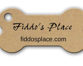 Dog bone Tags,   Custom Dog Bone Tags,  Pet Product Tags,  Product Tags, tags, Product Tags, Gift Tags