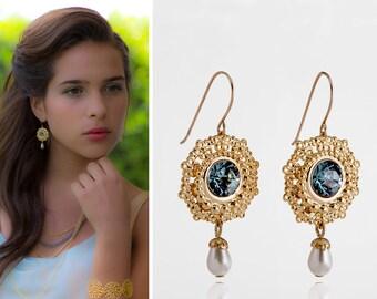 Something blue wedding, Something blue jewelry, Something Blue, Blue wedding jewelry, Blue bridal jewelry, Blue wedding