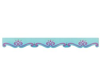 NEW LOW PRICE: Sizzix Sizzlits Decorative Strip Die - Henna Caravan  658391