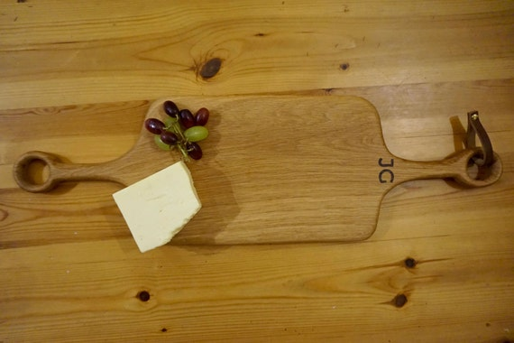 Oak Serving Board 5