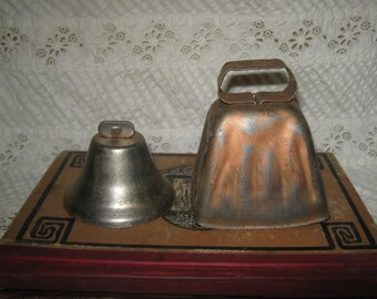 Sheep Bells Lot of Two