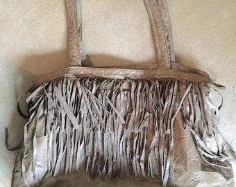 Vintage Brio fringe bag