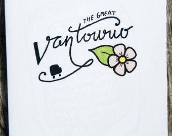 The Great Vantourio - issue 9