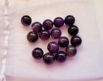 Purple Amethyst, Purple Spheres, Crystal Balls, Gemstone Sphere, Purple Amethyst Crystal Balls, Crystal Ball, Ball Pendant Sphere