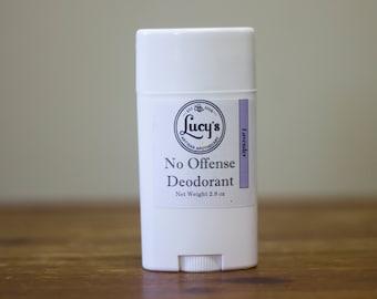 Natürliches Deodorant - Lavendel - keine Vergehen Deodorant