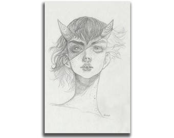 ICUP 5.5 x 8.5 Art Print
