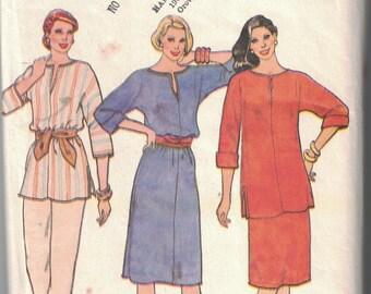 4115 Butterick Misses Sewing Pattern UNCUT Dress Tunic Skirt Pants 18 20 22