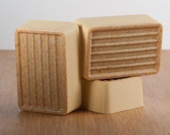 Men's Vetiver Soap, Vetiver Soap, Men's Soap, Handmade Soap, Oatmeal Soap, Soap for Men, Bar Soap