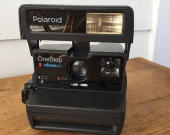 Polaroid 600 Box Camera