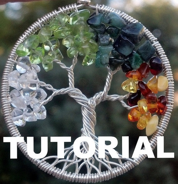 Tutorial ethoras tree of life pendant mozeypictures Image collections