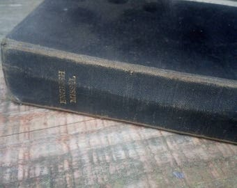 The English Missal For the laity London W Knott and Son Limited - 1933 1949