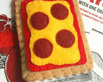 Pill Case Birth Control Case Cozy - Pepperoni Pizza