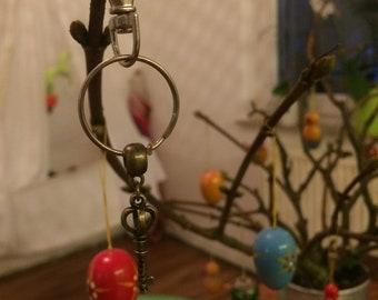 """Schlüsselanhänger """"The Secret Key"""" *Handmade*"""