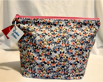 Large Project Bag - Rifle Paper Co. Small Flowers