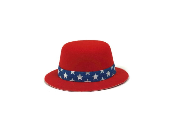Uncle Sam Hat || Uncle Sam Hat for Dogs || Independence Day Hat  || Fourth of July Costume for Dogs