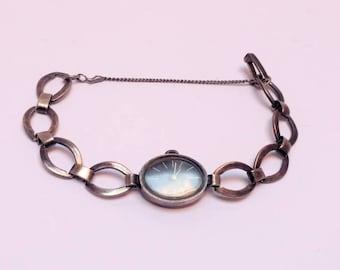 Vintage silver Pallas Ormo watch