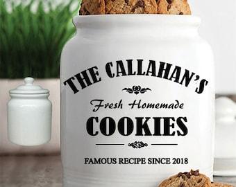 Cookie Jar - Ceramic