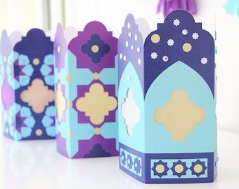 New Moon Craft Ramadan Lantern Kit